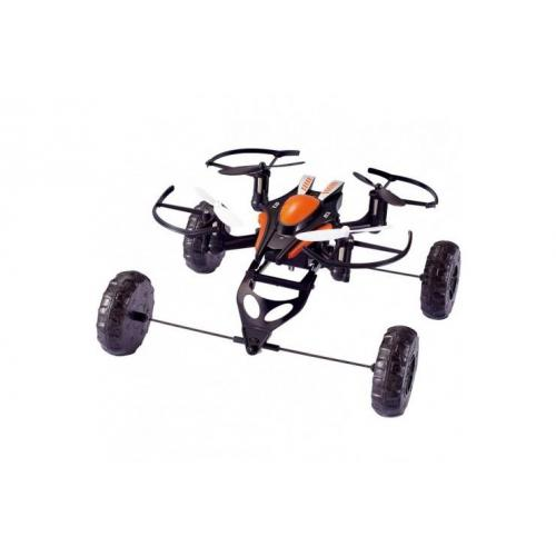 Квадрокоптер-машина НЛО