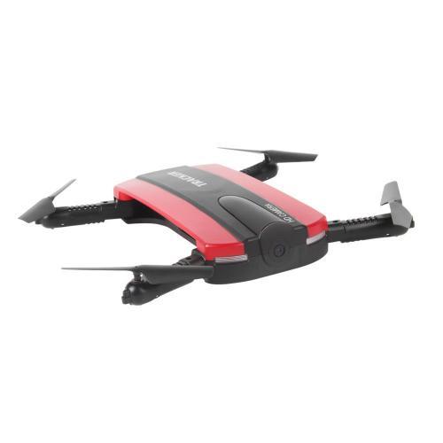 Квадрокоптер с камерой JXD, барометр, селфи-дрон, 19 см