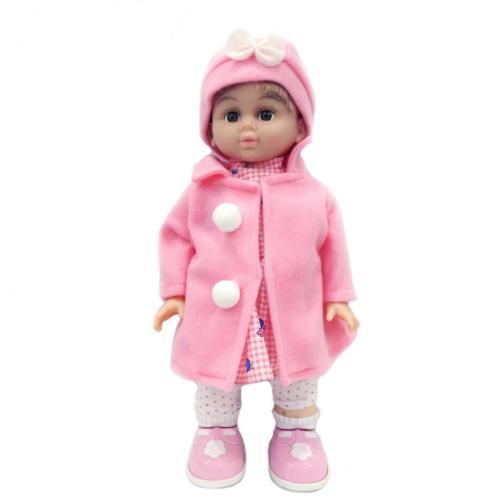Интерактивная кукла Настенька, ходит и танцует, мобильное приложение - MY083