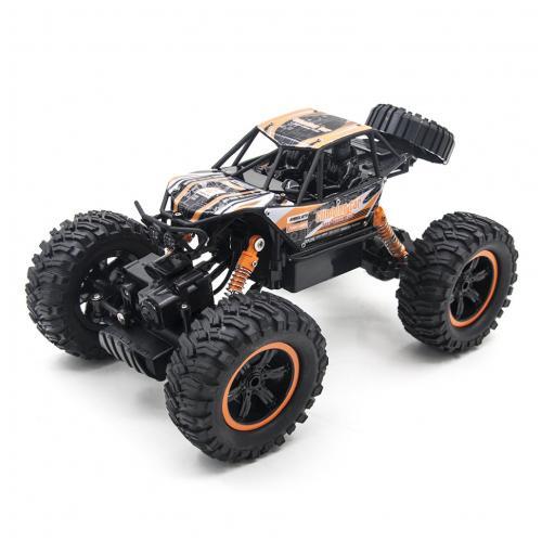 Радиоуправляемый краулер Orange Climbing Car 1:14 2.4G