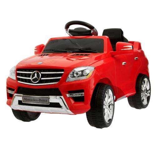 Детский электромобиль Mercedes ML350 Red 2WD 2.4G