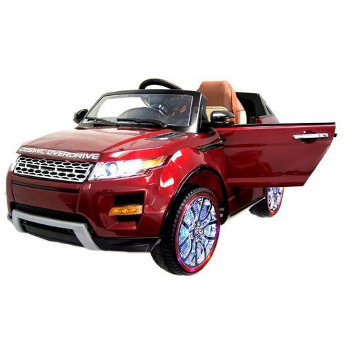 Детский электромобиль Range Rover Luxury Red 12V 2.4G