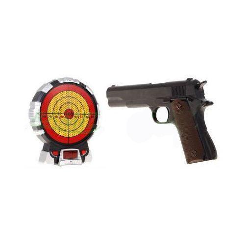 """Игровой набор """"Лазерный пистолет и мишень с указанием баллов"""" на батарейках"""