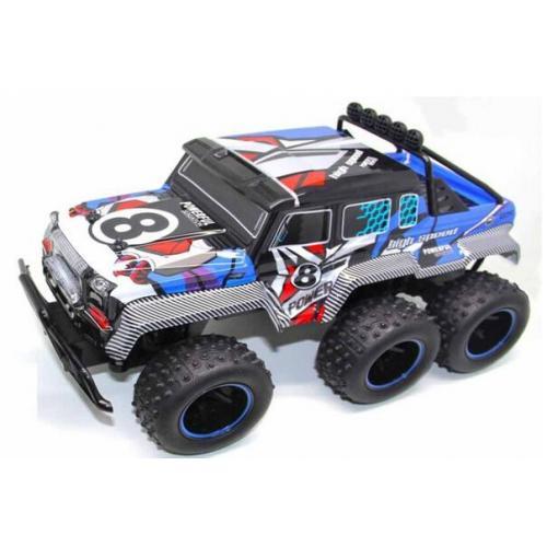 Радиоуправляемый гоночный пикап 6WD 1:10 2.4G, 36 см
