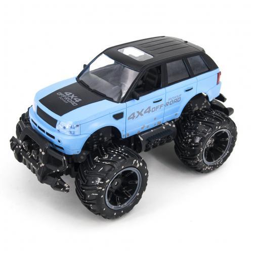Радиоуправляемая модель джипа 4WD 1:14 2.4G (30 см)
