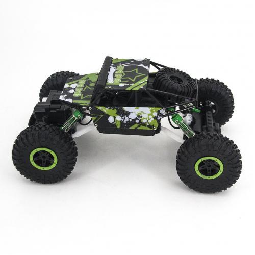 Радиоуправляемый внедорожник Краулер Trophy 4WD 1:18 (27 см, 20 км/ч)
