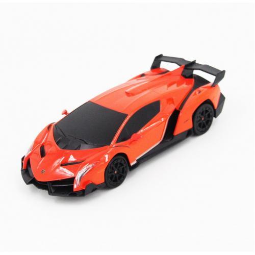 Модель автомобиля радиоуправляемая Lamborghini Veneno 1:24 (20 см)