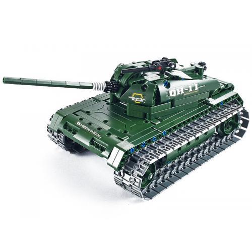 Радиоуправляемый конструктор танк (453 детали)