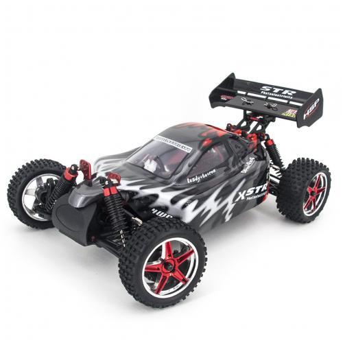 Радиоуправляемая машина багги 4WD 1:10 2.4G  (40 см, 40 км/ч)