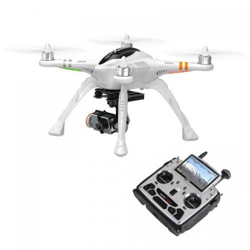Квадрокоптер Walkera QR X350 Pro FPV 3 (Devo F12E, G-2D подвес, iLook+ камера)