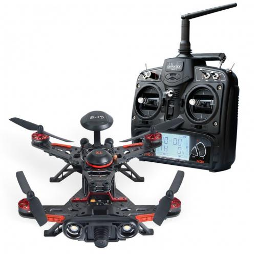 Радиоуправляемый квадрокоптер Walkera Runner 250 Advanced (Devo7, 800tvl, Tx, OSD, Gps, камера)