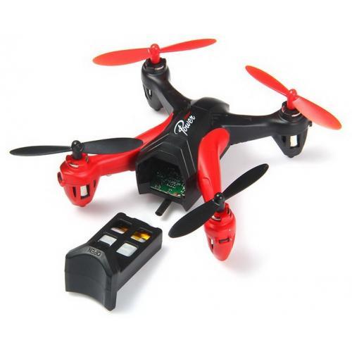 Квадрокоптер с камерой FPV (13 см, видео на смартфон)
