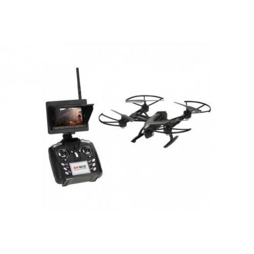 Kвадрокоптер JXD FPV с HD камерой (трансл. видео на пульт, 30 см)