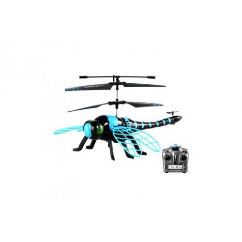 Радиоуправляемая летающая игрушка Стрекоза (23 см)