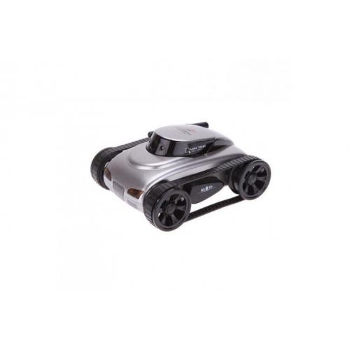 Радиоуправляемый мини танк-шпион I-Spy с камерой WiFi Happy Cow