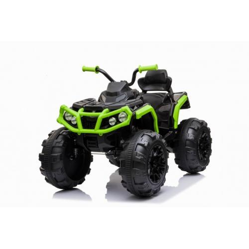 Детский квадроцикл Grizzly ATV Green/Black 12V с пультом управления Bettyma