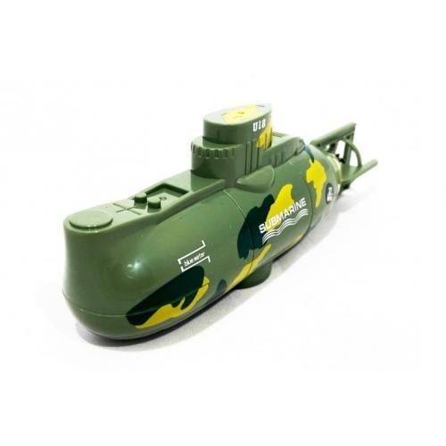 Радиоуправляемая подводная лодка Green Nuclear Submarine 40 MHz Create Toys