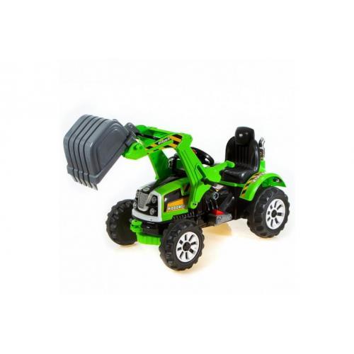 Детский электромобиль трактор на аккумуляторе Jiajia