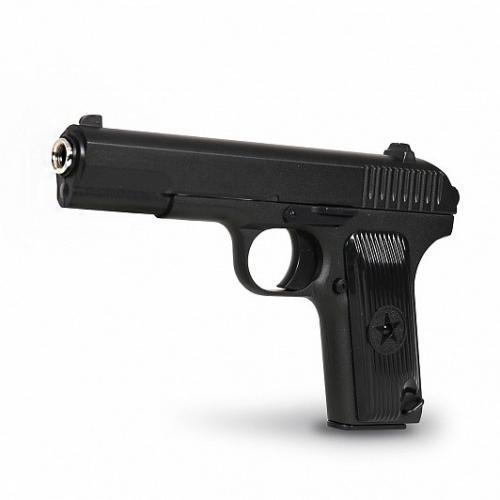 Пистолет металлический (пневматика, 20,5 см)