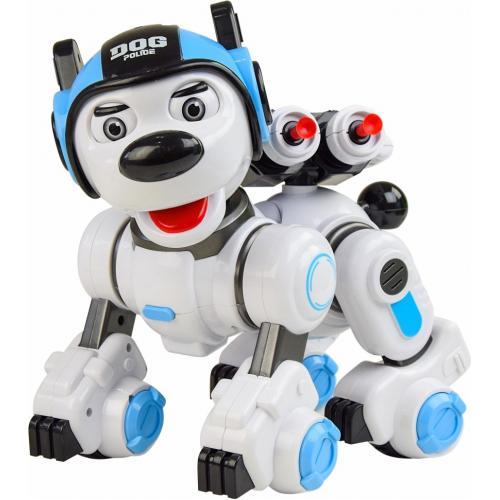 Радиоуправляемая интеллектуальная собака-робот