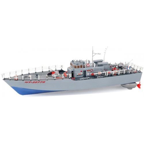 Радиоуправляемый корабль торпедный катер