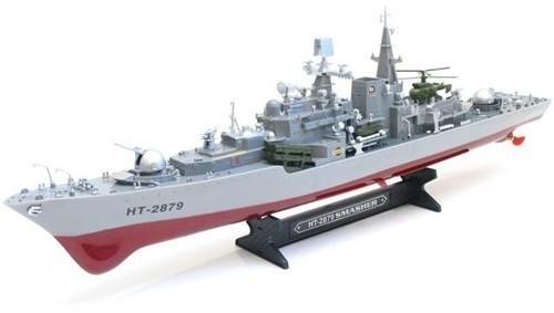 Радиоуправляемый корабль миноносец