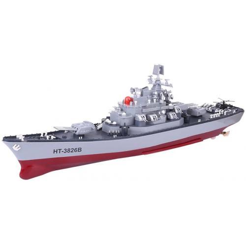 Радиоуправляемый корабль Heng Tai линкор