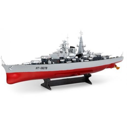 Радиоуправляемый корабль линкор