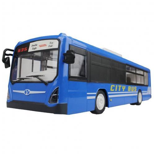 Радиоуправляемый автобус DE 003 (32 см, свет, звук)