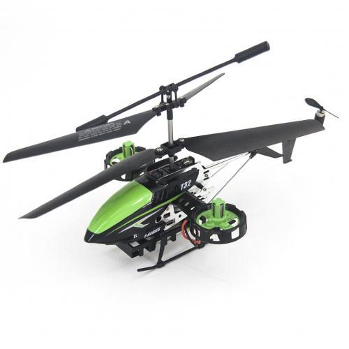 Вертолет на радиоуправлении Аватар, пульт-штурвал (22 см)