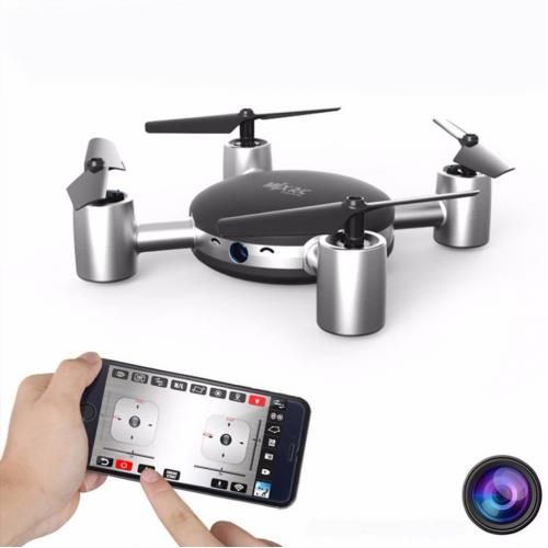 Квадрокоптер с камерой X 916H WiFi (видео на телефон, 14 см, подсветка)