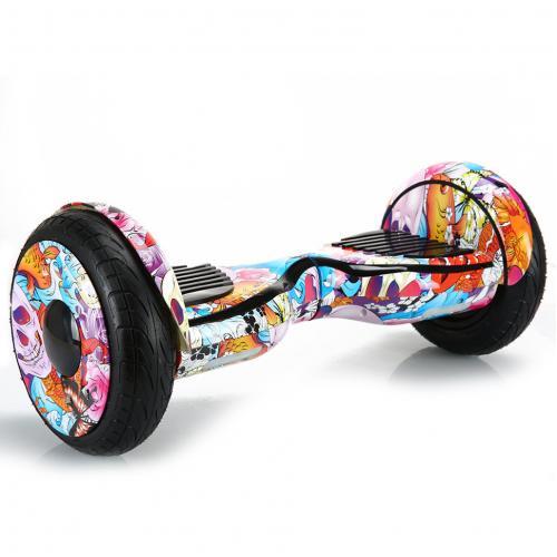 Гироскутер цветной SB колеса 10,5 дюймов с балансиром (до 18 км/ч)