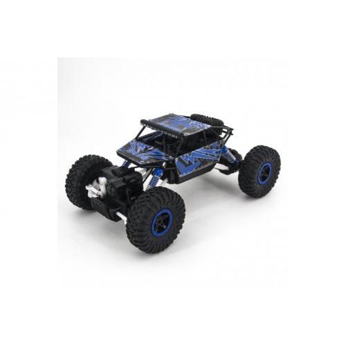 Радиоуправляемый джип Краулер синий 4WD 1:18 (27 см, 20 км/ч)