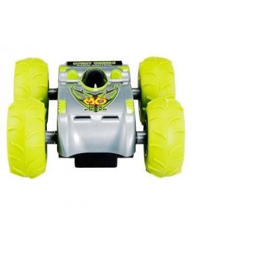 Р/у машинка перевертыш с резиновыми колесами (39 см, 45 км/ч)