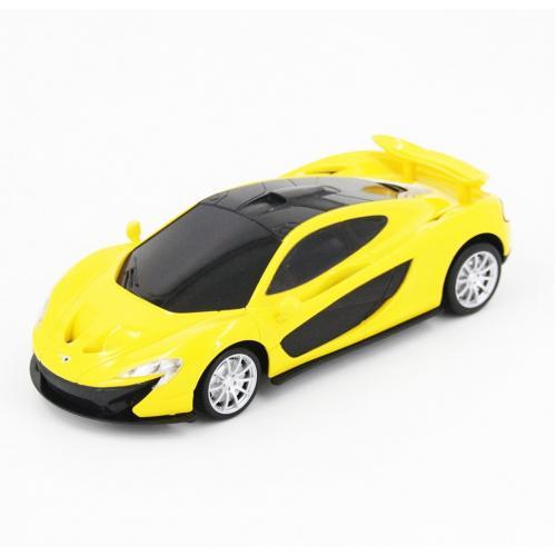 Радиоуправляемая машина McLaren P1 Yellow 1:24