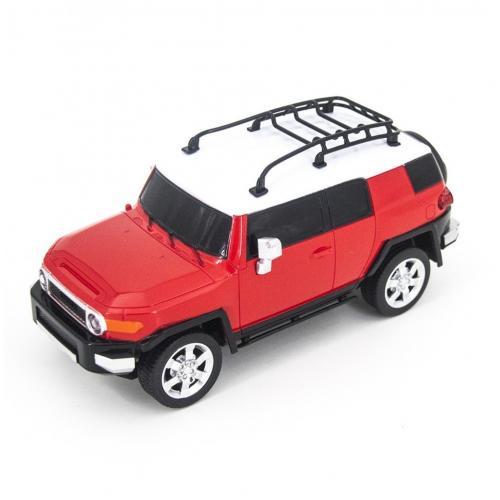 Радиоуправляемая машина Toyota Red 1:24