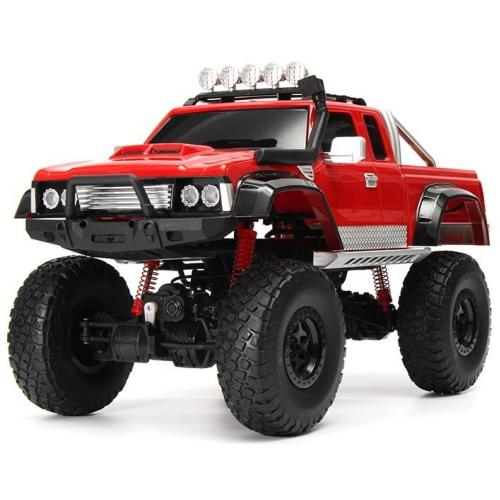 Радиоуправляемый краулер Pick-Up 4WD 1:8 красный