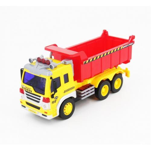 Радиоуправляемый грузовик - самосвал 1:16