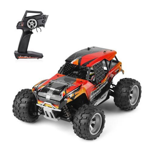 Радиоуправляемый монстр WL Toys 4WD RTR масштаб 1:18 2.4G WL Toys 18405