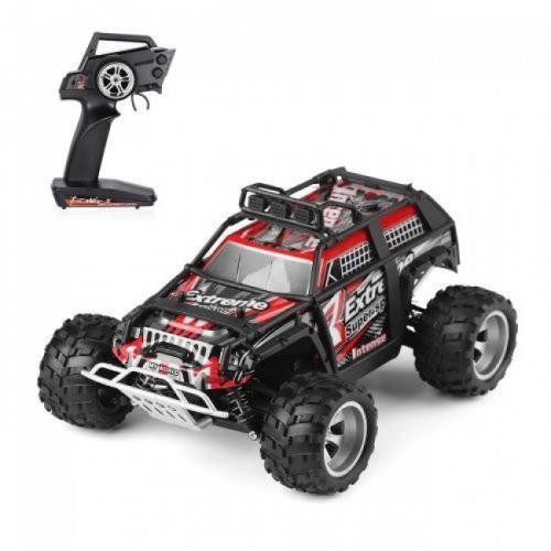Радиоуправляемый монстр WL Toys 4WD RTR масштаб 1:18 2.4G WL Toys 18409