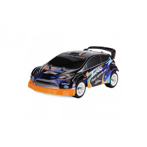 Модель раллийного автомобиля WL Toys 4WD RTR масштаб 1:24 2.4G WL Toys A242