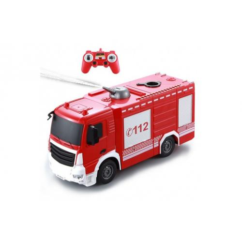 Радиоуправляемая пожарная машина Double Eagle