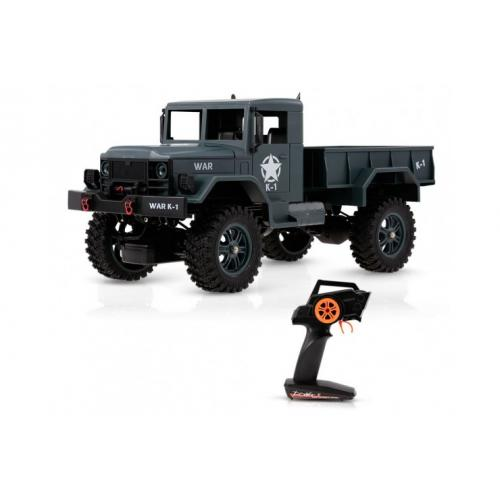 Внедорожник 1/12 4WD электро - Army Truck (2.4 гГц) WL Toys
