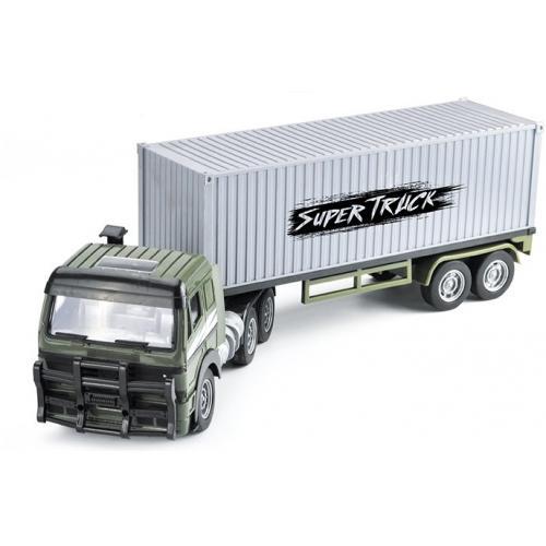 Радиоуправляемый контейнеровоз CityTruck 1:18 - 551-B1