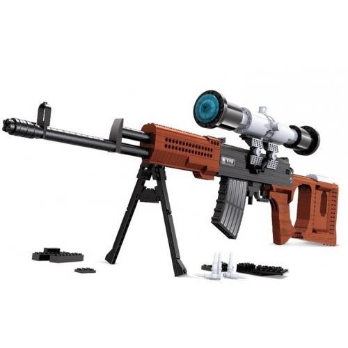 Конструктор Снайперская винтовка