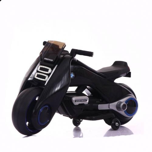 Детский электромотоцикл BMW Vision Next 100 черный