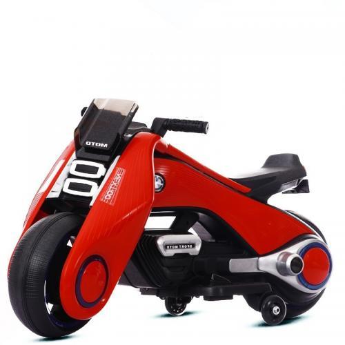 Детский электромотоцикл BMW Vision Next 100 красный