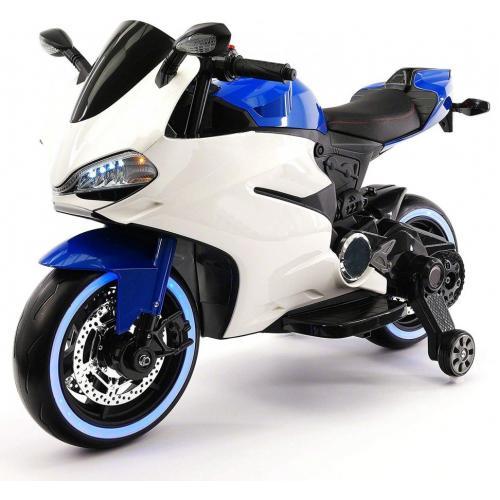 Детский электромотоцикл Ducati 12V WHITE