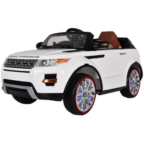 Детский электромобиль Range Rover Luxury White 12V