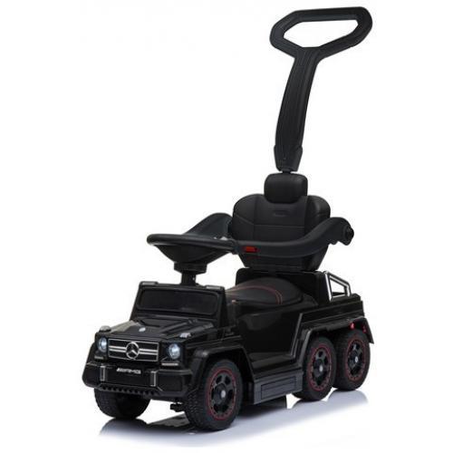 Каталка Mercedes 6x6 - Black